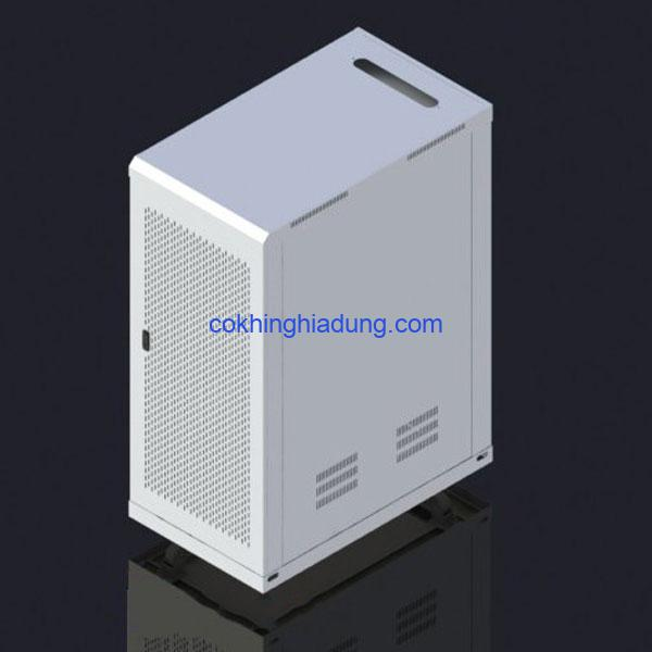 c rack 27u d1000 mesh white 3 1