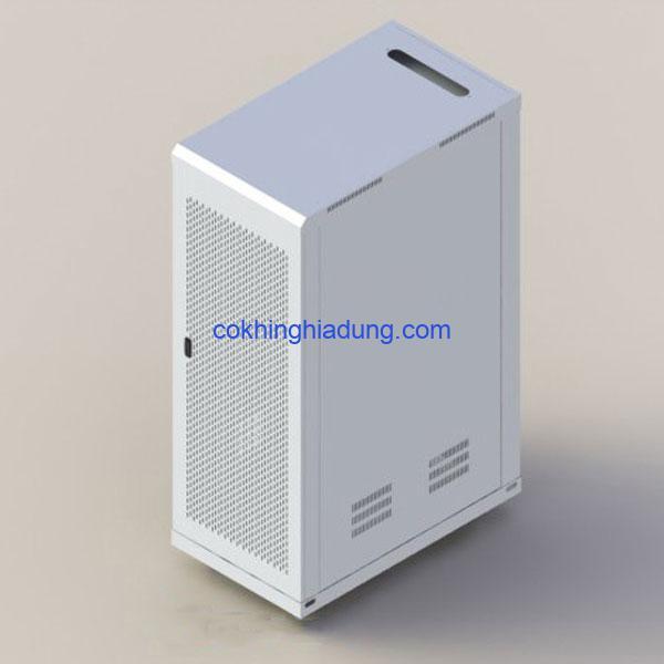 c rack 32u d1000 mesh white 1 1