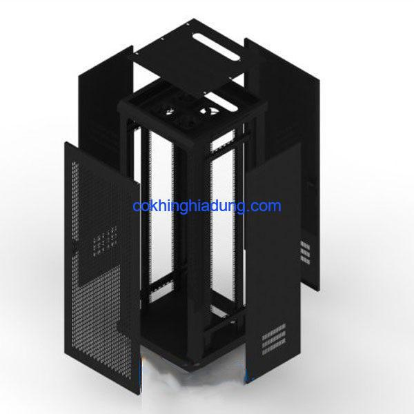 c rack 32u d600 mesh black 2 1