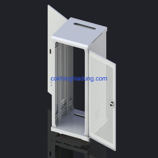 c rack 32u d600 mesh white 4 1